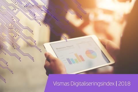 Ökad digitaliseringstakt i Sverige - men fortfarande lång väg kvar