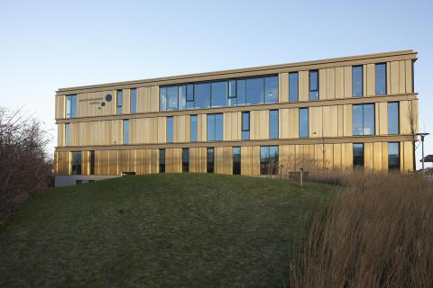 Erhvervsakademi Aarhus facade