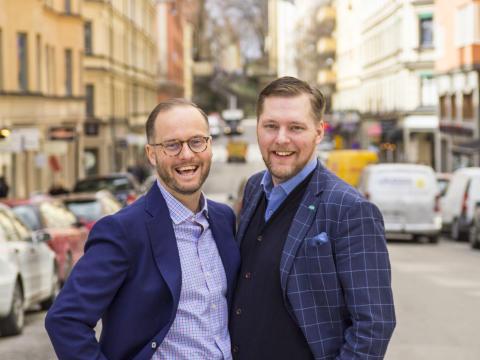 Företagarna och Offerta lanserar ett unikt affärsnätverk