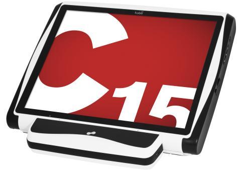 Tobii C15 communication device