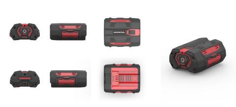 Honda 56V 2P Batteri