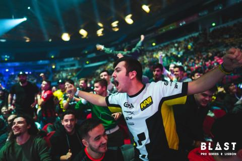Record sales: BLAST Pro Series Sao Paulo sold out on opening day!