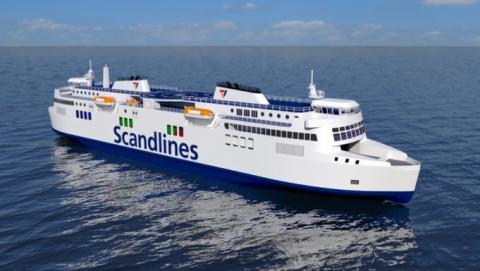 Scandlines und STX Finland unterzeichnen Absichtserklärung
