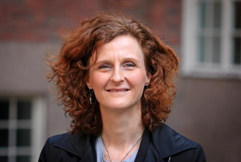 Hedvig Kjellström, professor på KTH. Foto: Peter Larsson.