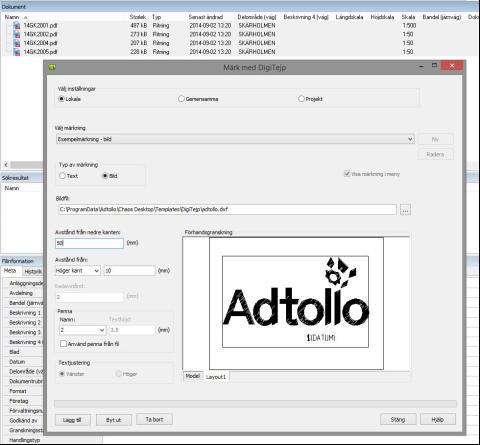 Digitejp i Chaos desktop 6