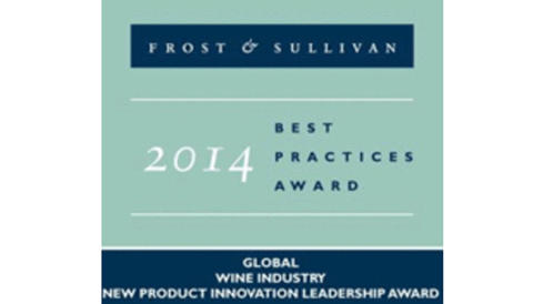 "Chr. Hansen wins ""Innovation Leadership"" title in wine ingredients"