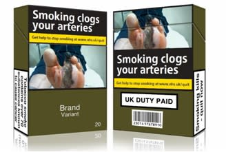 New standardised tobacco packaging laws welcomed in Bury