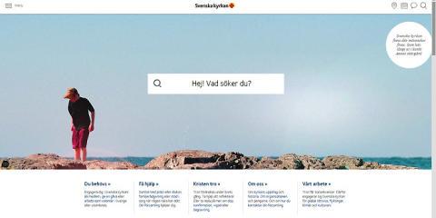 Ett av Sveriges största webbprojekt