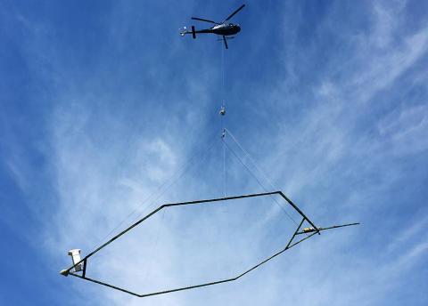 Flygmätningar ska hitta grundvatten i Skåne och Blekinge