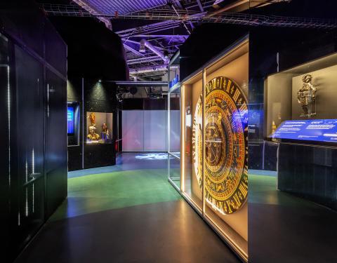 Robots från Science Museum i London