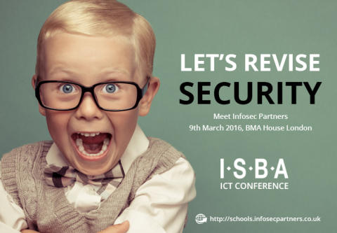Let's revise 'Security' at the ISBA ICT Conference