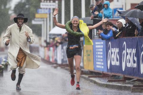 Ida Nilsson vann Ultravasan 90 2017