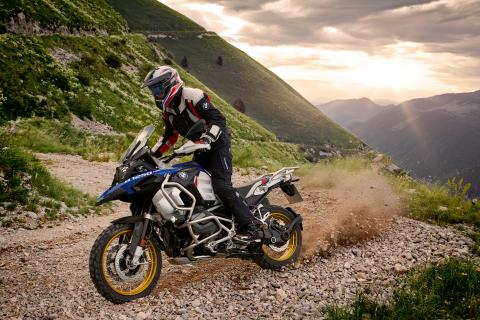 BMW Motorrad presents six new models at EICMA