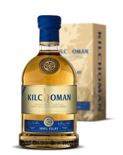"Kilchoman 100% Islay 6th Edition -  unik ""from barley to bottle"" whisky lanseras den 21:a oktober i begränsat antal"