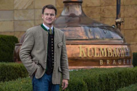 Dr. Jörg Lehmann wird neuer Technik-Geschäftsführer der Paulaner Brauerei Gruppe