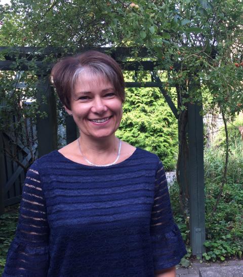 Jenny Ågren, marknadsområdeschef Riksbyggen, Örebro