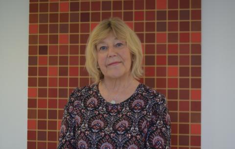 Anna Fritjofson har levt med typ 1-diabetes i 62 år