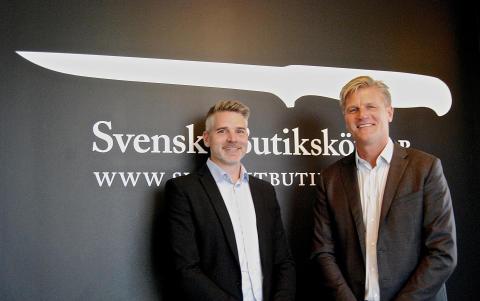 Tobias Berglund blir ny VD för Svenskt Butikskött