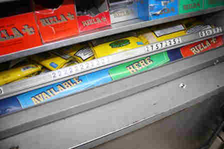 NW 15/14 Illegal tobacco seized in Derby