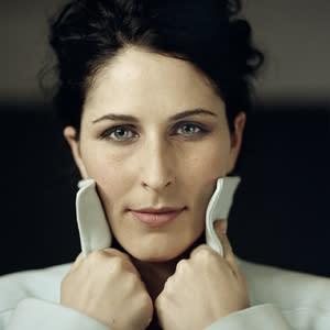 Sara Hershkowitz, Soprano, as Ismene in Mitridate at Drottningholms Slottsteater 2014