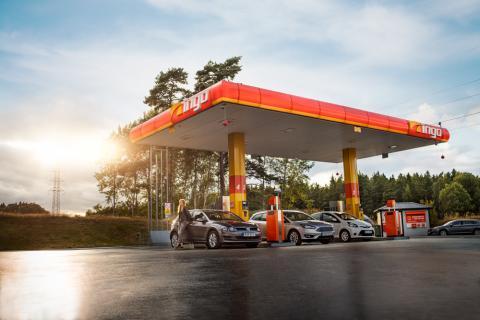 INGO öppnar automatstation i Nykvarn
