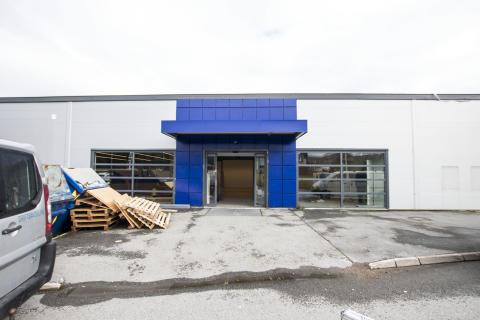 Bodø fasade