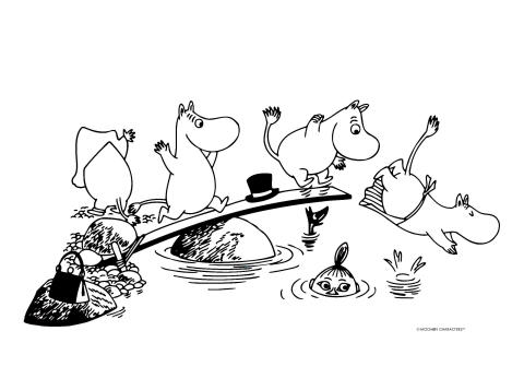 Japan to get its own Moomin Theme Park