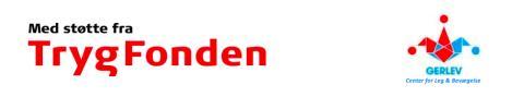 TrygFonden støtter HandiLeg for mennesker med udviklingshæmning med mere end 3 millioner kroner