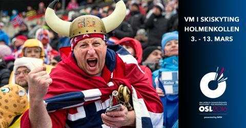 Til medlemmer av Norges Skiskytterforbund