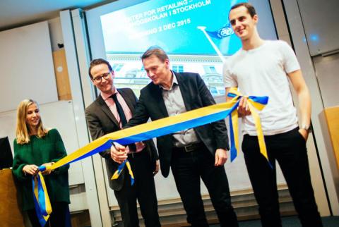 Center for Retailing i nya Stockholmslokaler
