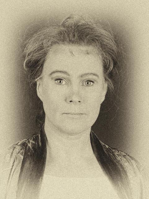 Blanche & Marie/ Charlotta Larsson som Blanche Wittman