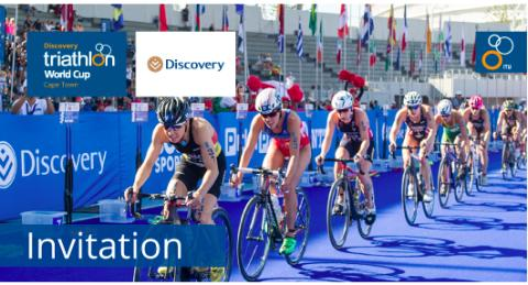 Press conference: Discovery Triathlon World Cup Cape Town