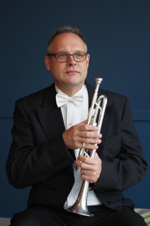 Jan Karlsson - musiker vid Helsingborgs Symfoniorkester