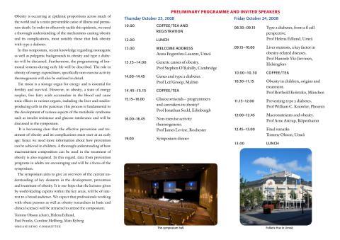 preliminary programme-Berzeliussymposium