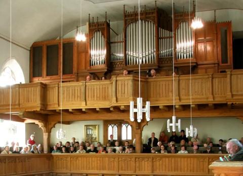 Faszination Orgeln in der Region Leipzig