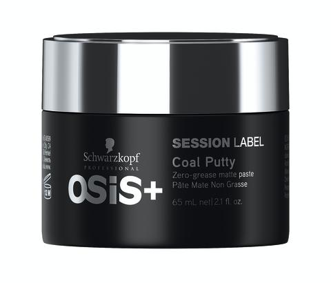 OSiS+ Session Label - Coal Putty