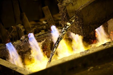 Stena Aluminium storsatsar på framtidens återvinning