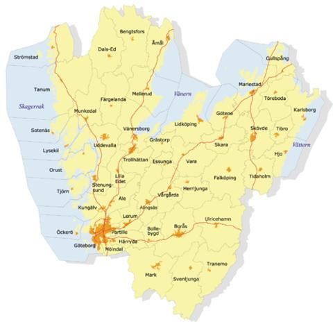 Vägvalet ställer upp i regionvalet 2014 i Västra Götalandsregionen