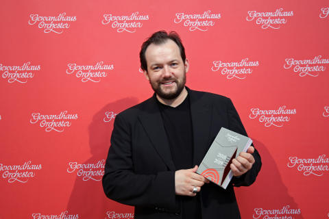 Gewandhauskapellmeister Andris Nelsons präsentiert das Program der 238. Saison des Gewanhausorchesters