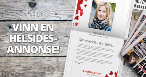 Bli Norges heteste singel for en dag