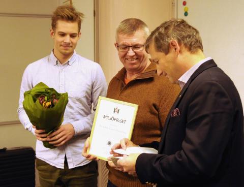 Move By Bike får Malmö stads miljöpris