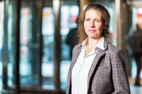 Maria Jonsson utsedd till Årets kvinnliga förebild