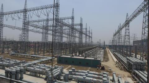 HVDC project China Roxtec seals 1