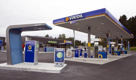 Statoil Sekkelsten