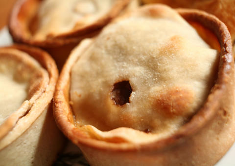Are you man enough to take the Pie Challenge?