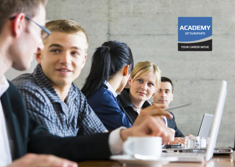 EET Academy as an internal training and education division