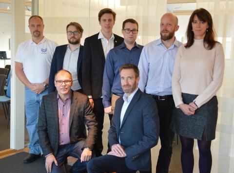 Åtta svenska rymdbolag ska förändra världen