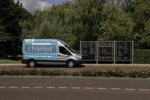 Ford Chariot Stockley Park