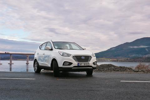 20 nye hydrogenstasjoner i Norge innen 2020