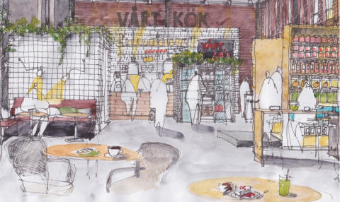 Orkla Foods Sverige bjuder in allmänheten till sitt nya kök